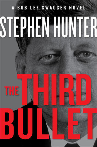 "Hunter's ""The Third Bullet"" is the perfect choice for the conspiracy buffs on your gift list. The novel coincides with the 50th anniversary of the greatest gun mystery of all time, the assassination of President John F. Kennedy on Nov. 22, 1963, in Dallas. Hunter said that he worked hard to come up with a conspiracy theory that unfolds as it might in the real world -- full of sloppiness, mistakes and personal feuds. List price: $26.99. Publisher: Simon & Schuster."