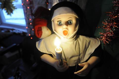 A singing nun.