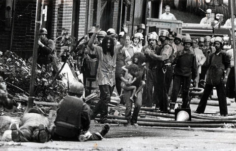 """""""Let the Fire Burn,"""" directed by Jason Osder Chilling documentary account of the 1985 stand-off between the MOVE organization and Philadelphia law enforcement. -- Michael Phillips Read the """"Let the Fire Burn"""" movie review"""