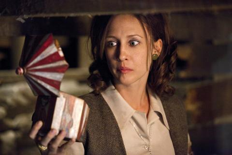 """""""The Conjuring,"""" directed by James Wan. Read the """"The Conjuring"""" movie review"""