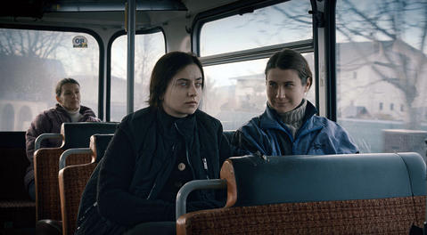 """""""Beyond the Hills,"""" directed by Cristian Mungiu. Read the """"Beyond the Hills"""" movie review"""