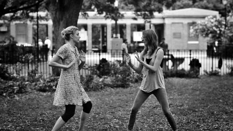 """""""Frances Ha,"""" directed by Noah Baumbach. Read the """"Frances Ha"""" movie review"""