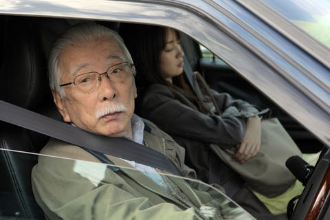 """""""Like Someone in Love,"""" directed by Abbas Kiarostami. Read the """"Like Someone in Love"""" movie review"""