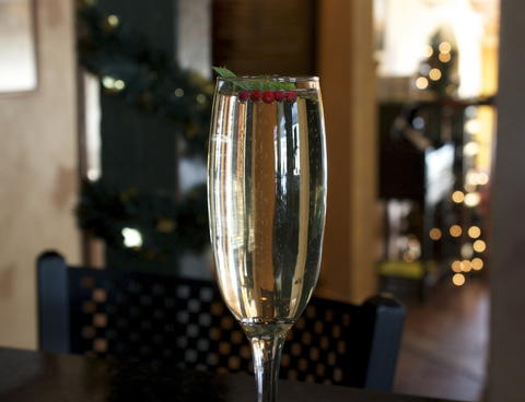 Price: $10  Ingredients: St. Germain and prosecco  It wouldn't be a holiday celebration without a champagne cocktail.