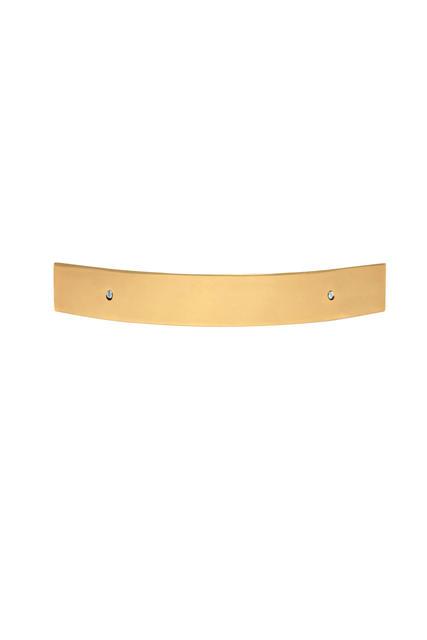 Sylvain Le Hen metal barrette, $88 for wide, $65 for slim, at lagarconne.com
