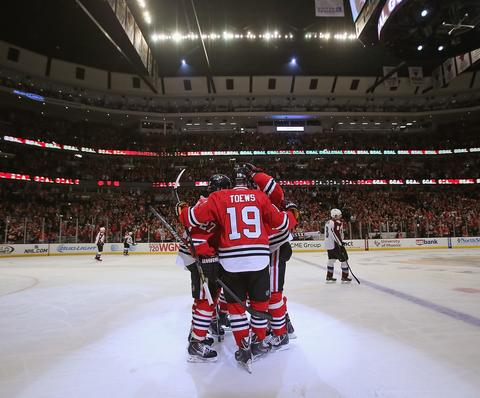 Jonathan Toews: On a team full of standouts, captain Jonathan Toews stands above his Blackhawks teammates as not only one of the top players in the NHL, but is a fierce and loyal leader. The combination of leadership and skill is perhaps unmatched in hockey.