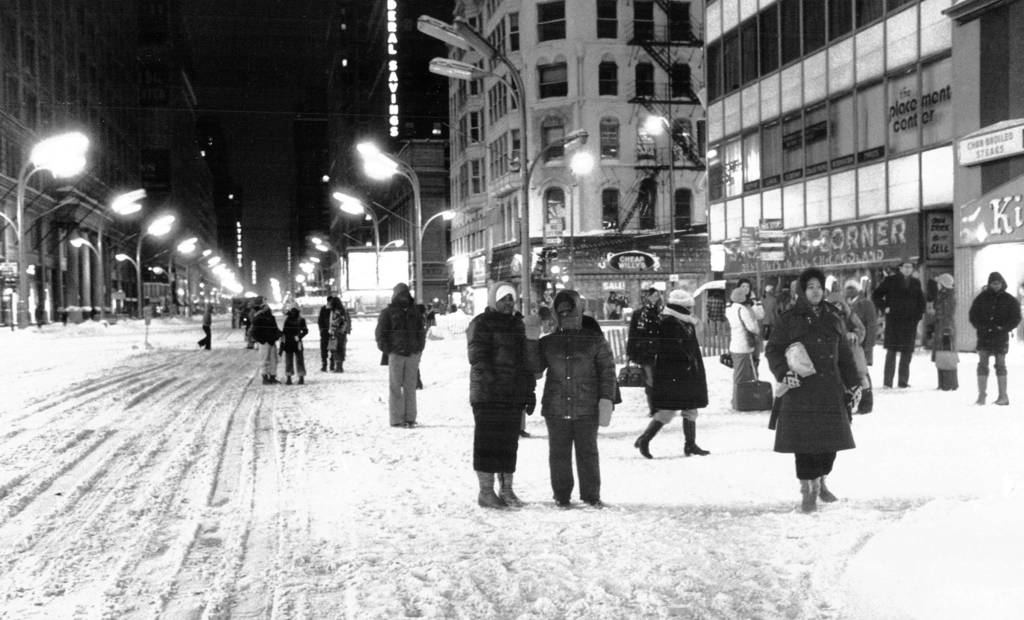 Chicago blizzard of 1979