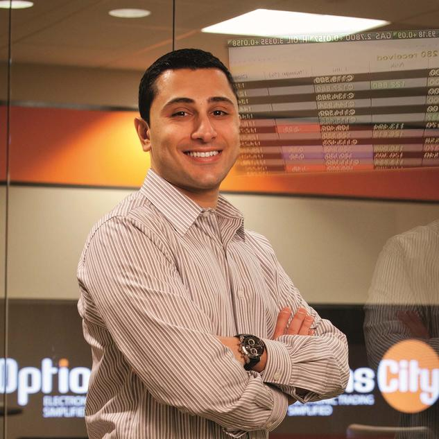 Options trading firms chicago
