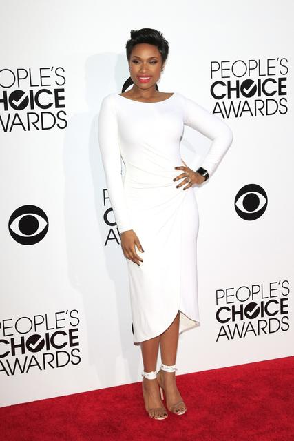 Singer-actress Jennifer Hudson.