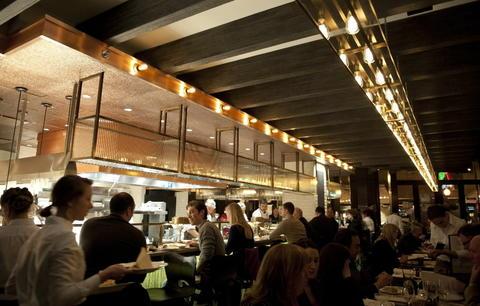 italian restaurants oakley st. chicago