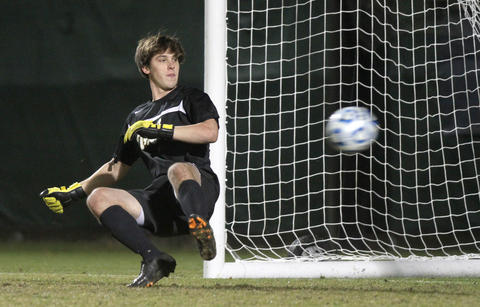 Photo Of The Week: Nov 16-Nov 22, 2013   A George Mason penalty kick gets by William & Mary goalkeeper Bennett Jones during Thursday's first round NCAA tournament game in Williamsburg. The George Mason Patriots won in penalty kicks and will advance to face New Mexico on Sunday.