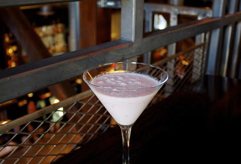 Price: $10 Ingredients: Vanilla vodka, raspberries, White Chocolate Godiva Liqueur, creme de cacao, chambord This creamy martini comes out a pretty pink and gets your ready for the flavors to come during the winter holidays.