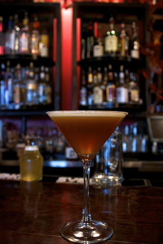 Price: $8.50 Ingredients: house-made pumpkin-infised vodka, house pumpkin spice simple syrup, fresh pumpkin juice, cinnamon sugar rim This martini will bring you right to your favorite Thanksgiving dessert.