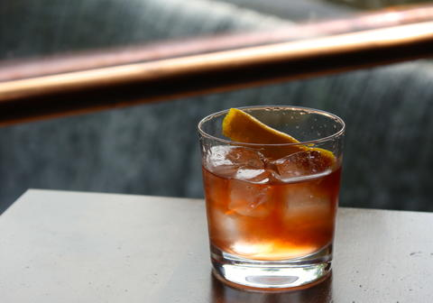 Millwright's Old Fashioned  Price: $12  Ingredients: Bulliet rye, demerera, orange, peychaud¿s bitters  A cleaner version of the classic drink, this is a Millwright's staple. The drink is free of floating ingredients and has a sharp edge.