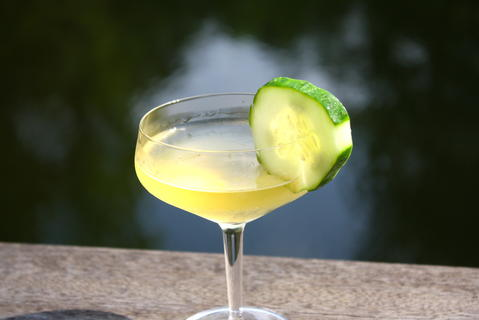 Moscow Maid Price: $9 Ingredients: vodka, cucumber, mint, lime A version of the Moscow Mule, this drink is designed for pure summer enjoyment built on refreshing elements.
