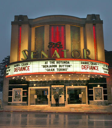 Nonprofit status is becoming a more common path for historic businesses, like the Senator, to compete in a tough economy. The theater has struggled financially for years.