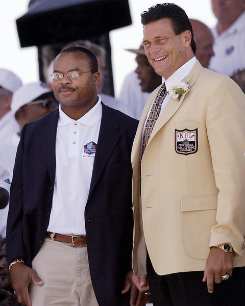 Mike singletary hall of fame speech