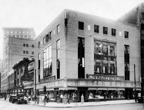"""""""Run right to Read's"""" was an advertising slogan that Baltimoreans heeded for generations, until the chain was bought out by Rite Aid in the 1980s. The lunch counter of the flagship store, at Howard and Lexington streets, was the site of a pre-Rosa Parks civil rights demonstration by Morgan State College students in January 1955; the fate of the long-abandoned building is still being deliberated."""