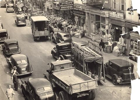 For much of the 20th century, the 1000 block of E. Lombard St. was Baltimore's go-to lunch stop; names like Weiss', Jack's and Attman's still make the mouth water. Go ahead and have yourself a corned beef sandwich; happily, Attman's is still there.