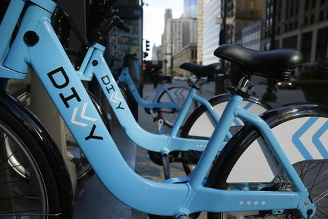 Divvy has nearly 3,000 bikes at almost 300 stations, with an additional 1,000 bikes and 100 stations to come next spring.