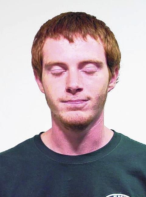 """One of the """"NATO 3"""", Brian Church, 20, was charged with conspiracy to commit terrorism, providing material support for terrorism and possession of an explosive or incendiary device in May 2012."""
