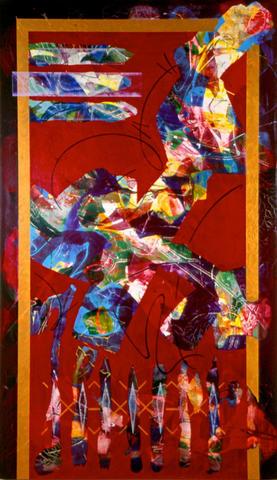 Paris Painting Series on display in Paul Harryn: Essence of Nature at the Allentown Art Museum Jan. 19-May 18.