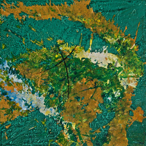 Late Summer Module #5 on display in Paul Harryn: Essence of Nature at the Allentown Art Museum Jan. 19-May 18.