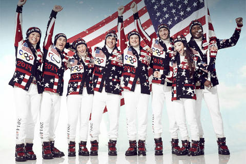 The Team USA opening ceremony outfits for the 2014 Sochi Olympics were unveiled Thursday.