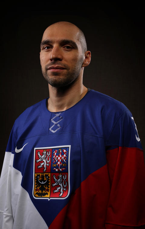 Michal Rozsival will be representing the Czech Republic.