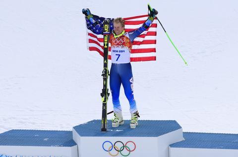 TED LIGETY: Gold medal, men's giant slalom.