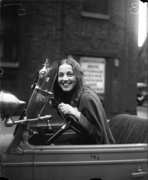 Ella Van Hueson, circa June 16, 1928.