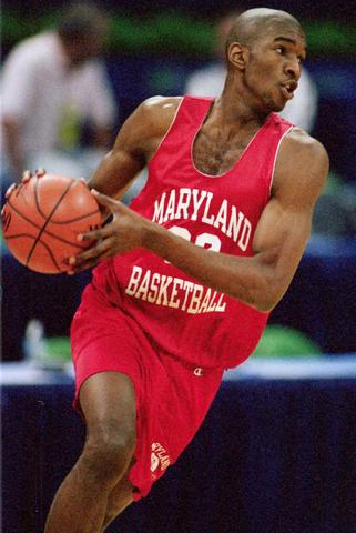 (Joe Smith was the ACC Player of the Year in 1995.)
