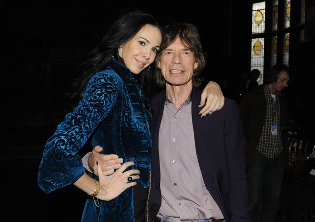 Designer L'Wren Scott, longtime girlfriend of Rolling Stones' rocker Mick Jagger, was found dead in her apartment in New York on Monday, March 17, 2014.