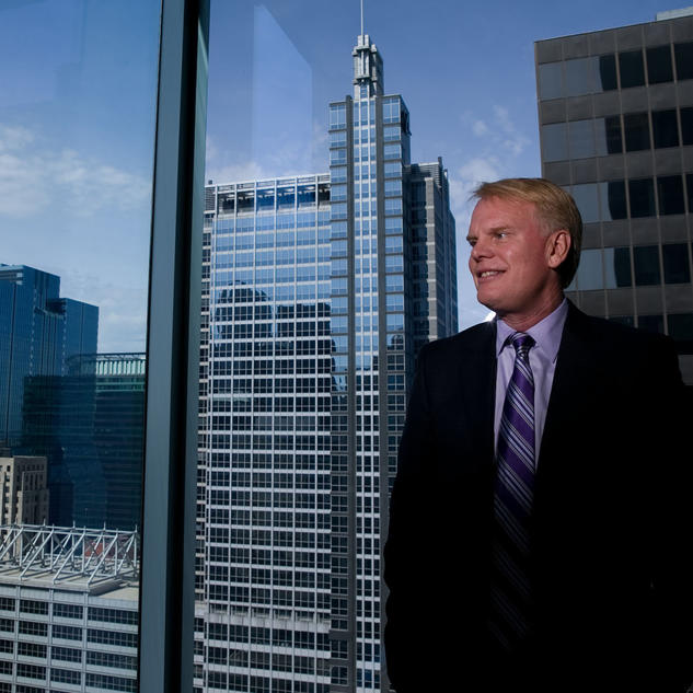 Consulting firms wrap themselves in 39 innovation 39 blue sky innovation - Ernst young chicago office ...
