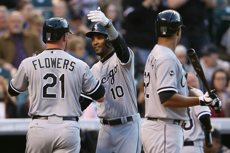 Photos: White Sox 15, Rockies 3 -- Chicago Tribune