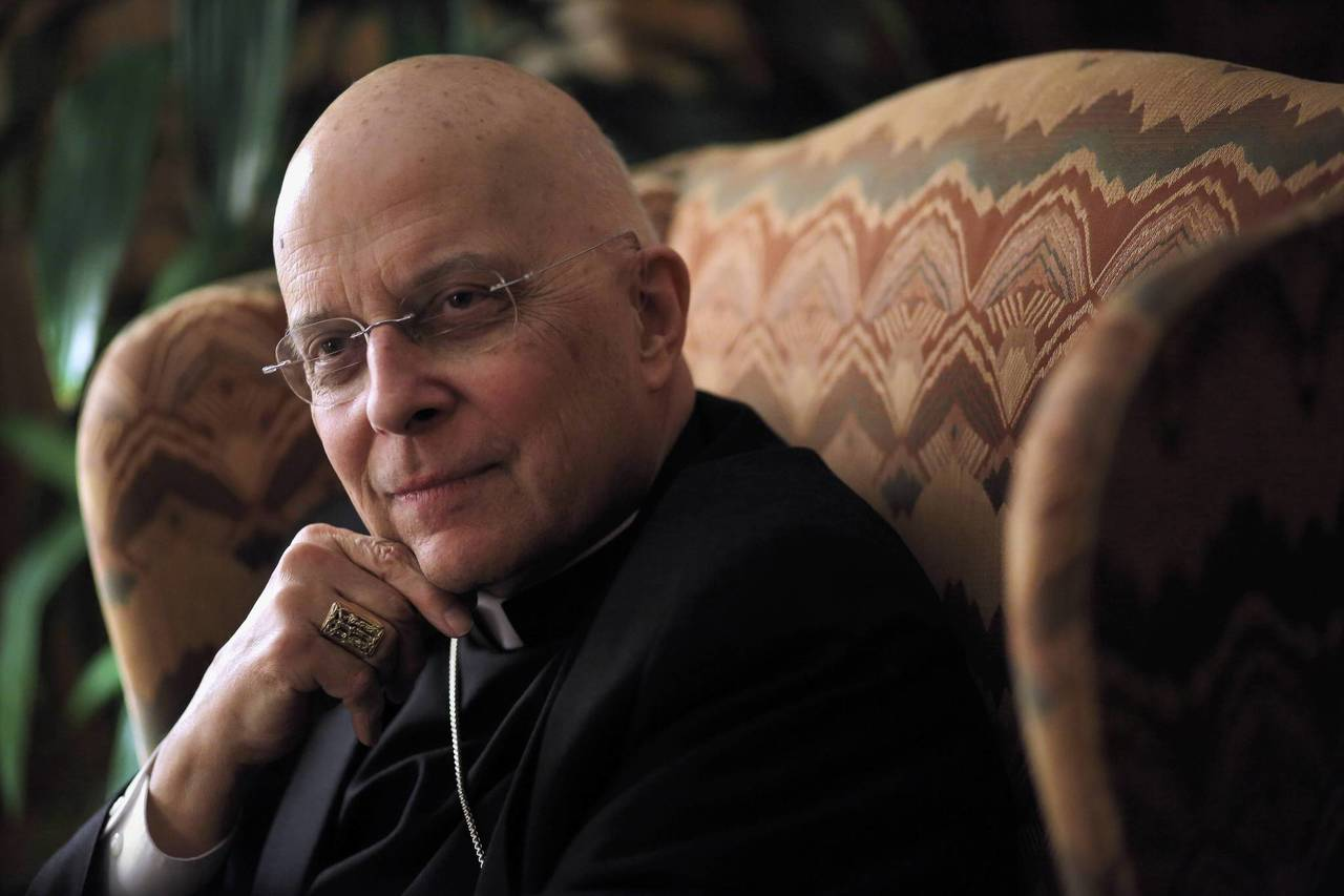 Cardinal Francis George, at his residence in Chicago, talks with Tribune reporter John Kass about choosing a new pope.
