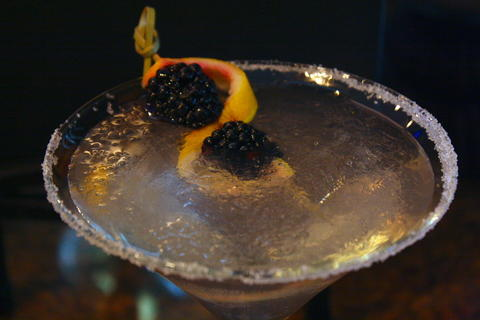 Price: $8  Ingredients: 44 North huckleberry vodka, simple syrup, fresh lemonade  A simply refreshing martini.