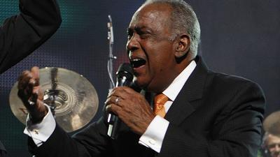 "Puerto Rican salsa music singer Jose Luis ""Cheo"" Feliciano was killed in a car crash in Puerto Rico on April 17. He was 78."