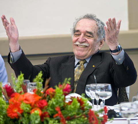 "Nobel Prize-winning novelist Gabriel Garcia Marquez died on April 17 at his home in Mexico City. The author of ""One Hundred Years of Solitude"" was 87."