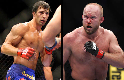 Rockhold, the No. 5-ranked middleweight, seeks his second win in the UFC. He's the former Strikeforce middleweight champion and is capable of stopping any opponent either by strikes, kicks or submission. Boetsch, ranked 12th in the division, had lost two straight fights before beating CB Dollaway by split decision in October. The keys to the bout for Boetsch are to pressure Rockhold, remain standing and hope to land a big shot. Rockhold must avoid getting hit with a big punch and take the fight to the ground using his Brazilian jiu-jitsu.