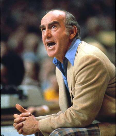 Hall of Fame NBA coach Jack Ramsay, who coached 20 seasons in the league and won 864 games, died April 28 after a long battle with cancer. He led Portland to the NBA title in 1977.