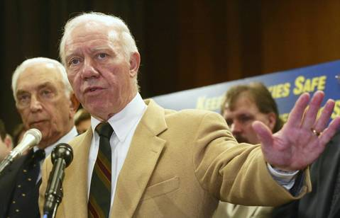 Former Minnesota Rep. Jim Oberstar served 36 years in the U.S. House of Representatives and rose to a key position for transportation and infrastructure. He died in his sleep on May 3 at age 79.