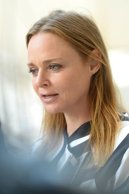 Designer Stella McCartney