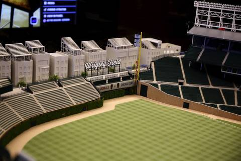 Wrigley field expansion plans chicago tribune for Renovation drawings