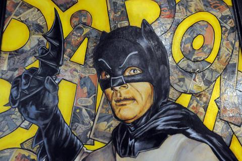 Andrew Houle's Batman.