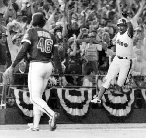 3. Oct. 7, 1984: Padres 6, Cubs 3. The Cubs were tantalizingly close to reaching the World Series for the first time in 39 years when the Padres rallied in the sixth and seventh innings of Game 5 of the best-of-five NLCS. The Cubs led 3-0 going into the sixth at Jack Murphy Stadium behind Cy Young Award winner Rick Sutcliffe. The Padres cut the lead to 3-2 on a pair of sacrifice flies in the sixth, and the seventh proved to be the Cubs' undoing. Carmelo Martinez led off with a walk and was sacrificed to second. A ground ball by Tim Flannery went under the glove of first baseman Leon Durham as Martinez scored the tying run. Alan Wiggins singled before Tony Gwynn's hard-hit ball got past second baseman Ryne Sandberg for an RBI double. Steve Garvey followed with an RBI hit to chase Sutcliffe, and the damage had been done.