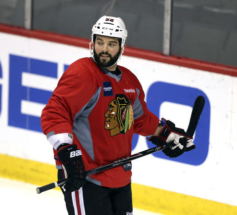 F Brandon Bollig, 27, signed through 2016-17, $1.25 million Chris Kuc says: Recently signed a contract extension so will be a fixture on the fourth line, combining grit with developing offensive skills.