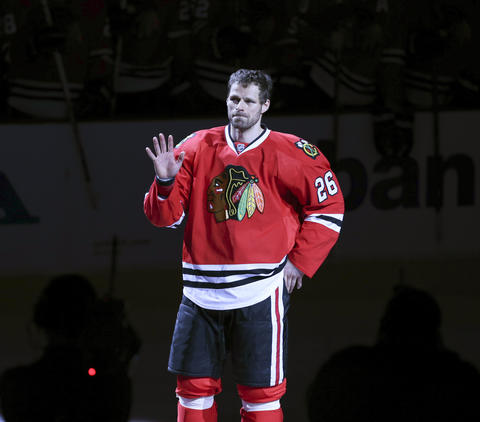 F Michal Handzus, 37, unrestricted free agent Chris Kuc says: Having just completed 15th NHL season, center could retire. If he doesn't, don't look for the Hawks to bring him back.