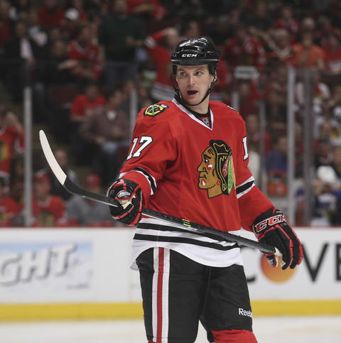 D Sheldon Brookbank, 33, unrestricted free agent Chris Kuc says: Veteran blue liner carried a cap hit of $1.25 million last season and likely won't be re-signed.