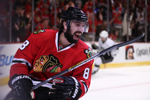 D Nick Leddy, 23, signed through 2014-15, $2.7 million cap hit Chris Kuc says: Didn't raise game to next level during up-and-down season. Speed and puck-moving ability likely secure his roster spot.